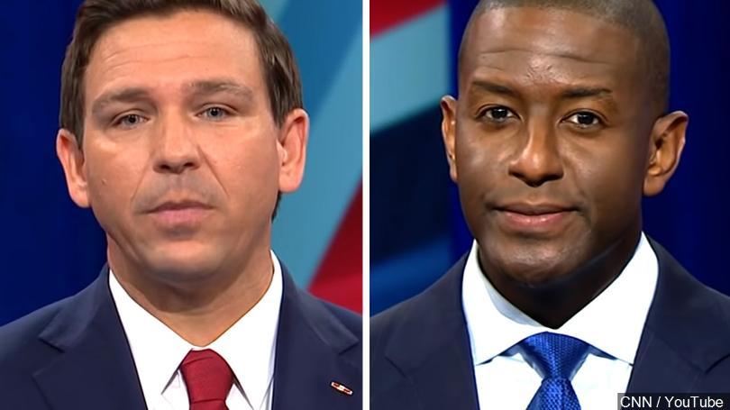 Democrat Andrew Gillum says he is ending his hard-fought race for Florida governor and has congratulated Republican Ron DeSantis. https://t.co/7RlzHUYQ2R