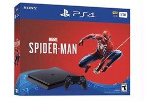 Heads up: the $199 PS4 Slim 1TB Spider-Man bundle deal goes live online at @Walmart tonight at midnight Eastern time.  https:// r.zdbb.net/u/80w8  &nbsp;  <br>http://pic.twitter.com/zNZ8nIbdtW