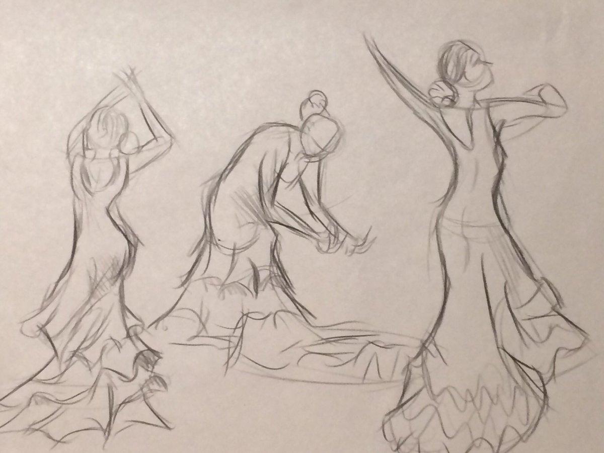 Картинки танцующая пара карандашом