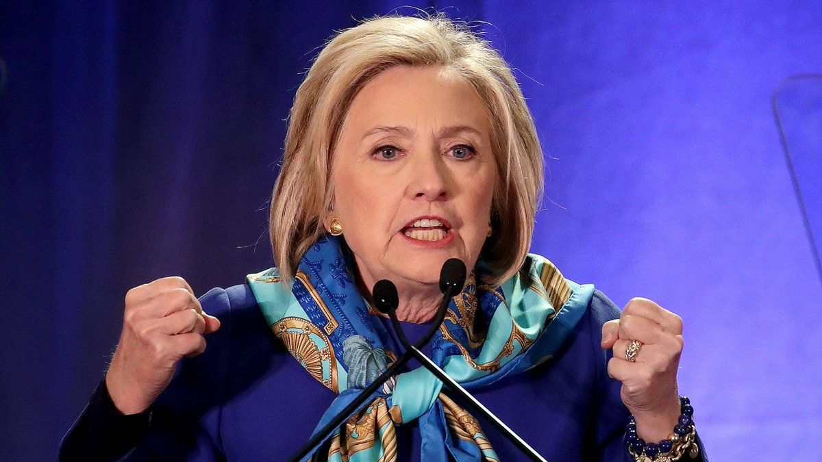 Hillary Launches Campaign To Raise $100 Million Or Else She'll Run For President trib.al/TvUgNcg