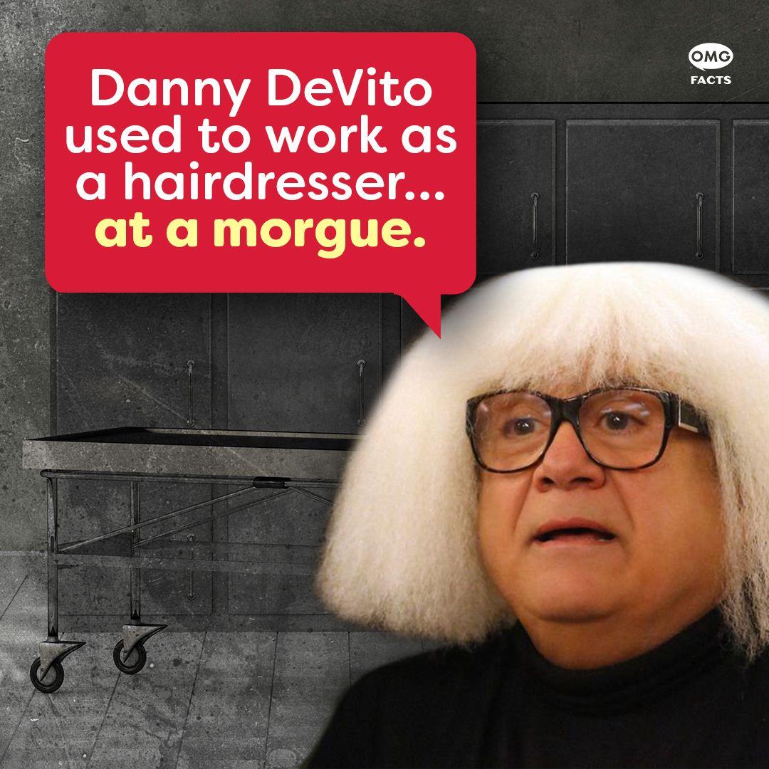 Happy Birthday Danny DeVito!