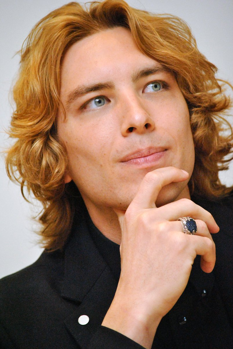 RT @Ahscastp: Cody Fern at the HFPA press conference for