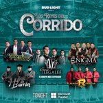 Image for the Tweet beginning: Los #ReyesDelCorrido hoy en @MSTheater
