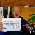 Image for the Tweet beginning: #cambiamoagricoltura l'agricoltura può essere oggi