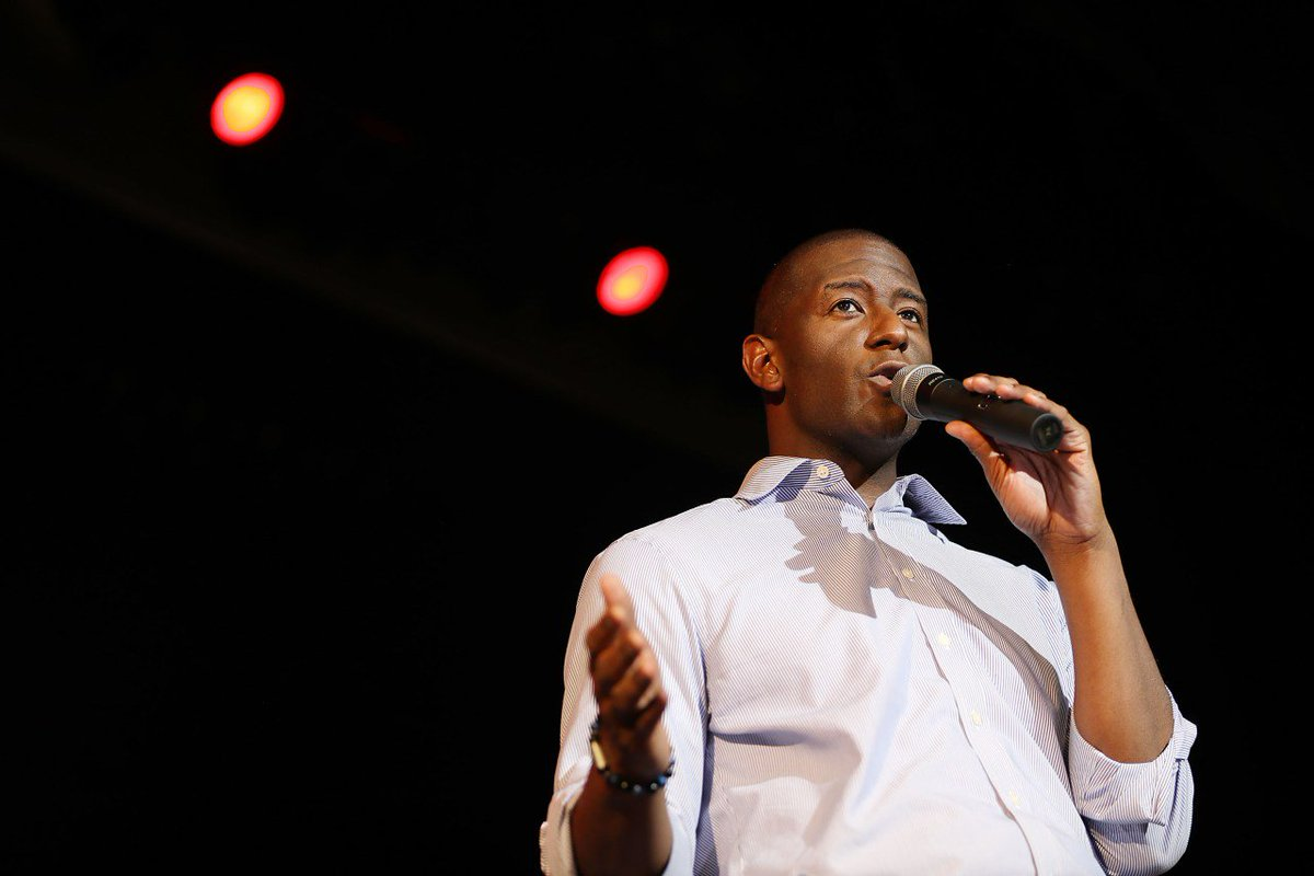 Andrew Gillum concedes race for Florida's governor to Ron DeSantis  https://t.co/L5IcqGwfEm