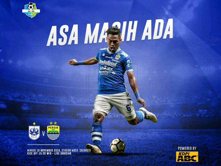 #PersibDay #Awaydays Bismillah 3 Point