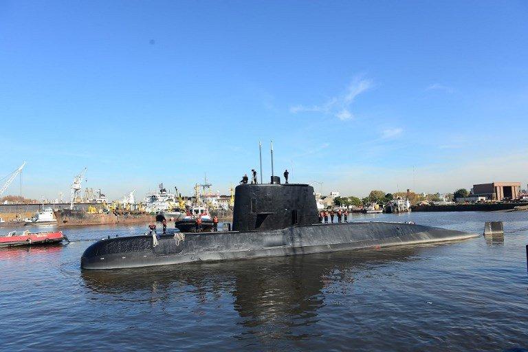 Confirman la razón del naufragio del submarino ARA de San Juan https://t.co/4mvx4o9m6S