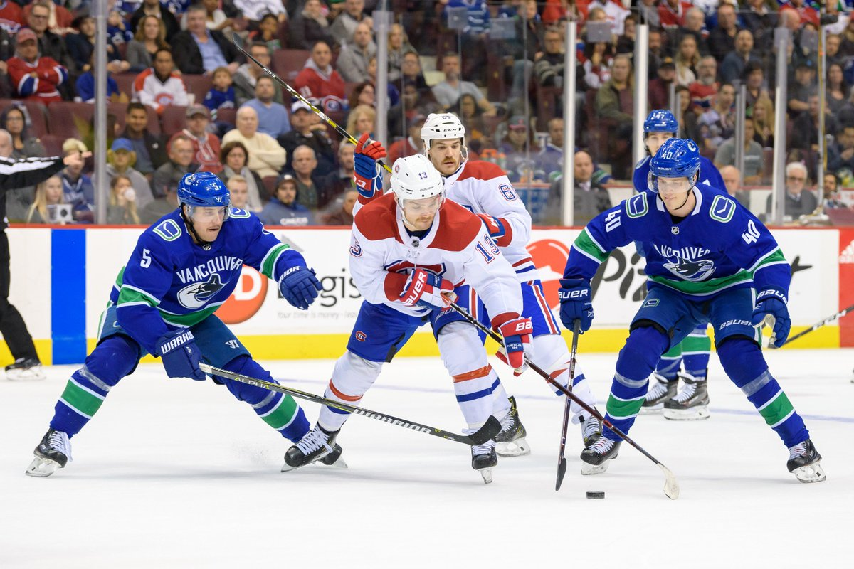 It's Been 99 Years Since Any Habs Player Has Had As Hot A Start As Max Domi