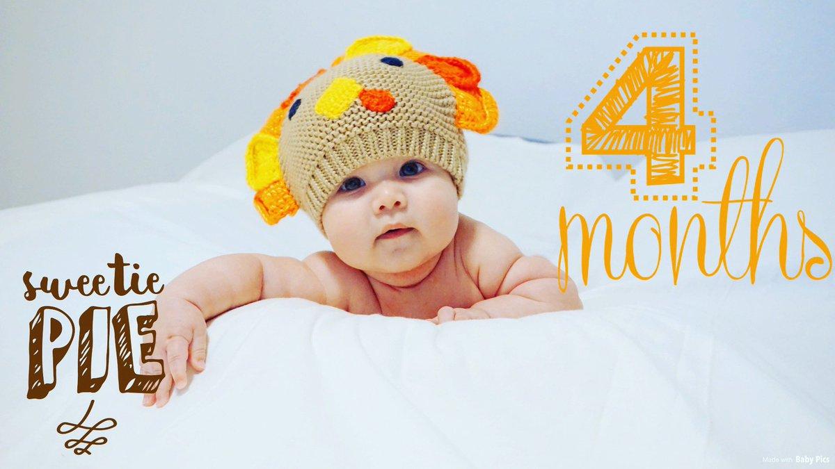 Jessica Martinez On Twitter Happy 4 Months Baby Boy Babyboy