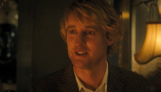 Owen Wilson is now 50 years old, happy birthday! Do you know this movie? 5 min to answer!
