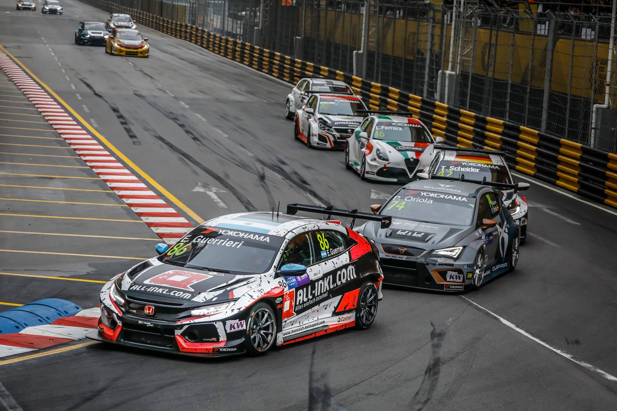 Honda Racing Wtcr On Twitter Victory At Eguerrieri Ends