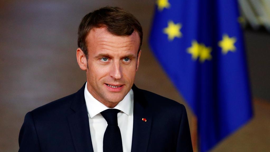 Emmanuel Macron à Berlin pour un discours devant le Bundestag https://t.co/c5kitP0OsC