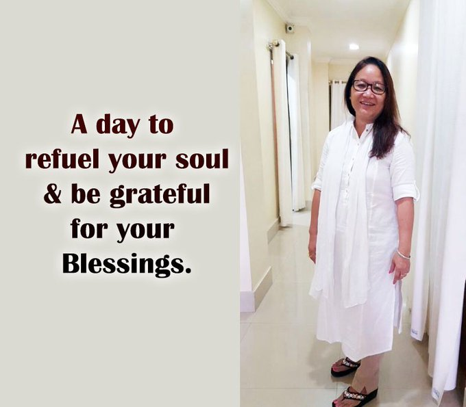 #HappySunday #SundayThoughts A day to refuel your soul and be grateful for your Blessings Photo