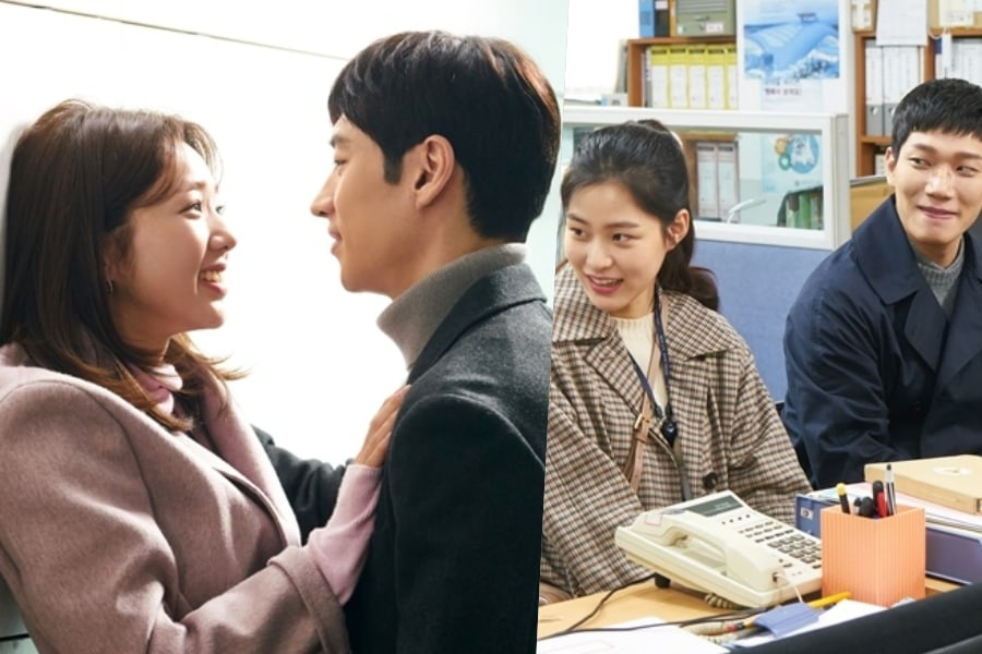 '#WhereStarsLand' Couples Show Sweet Chemistry In Behind-The-Scenes Photos  https://t.co/yDbHBiSJp0 https://t.co/o0Qs54iyXI