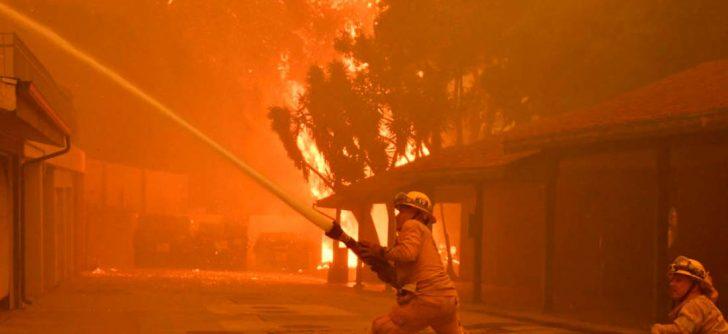 ► Incendio en California terminó siendo el más mortífero de todos https://t.co/en4RJXFL2s