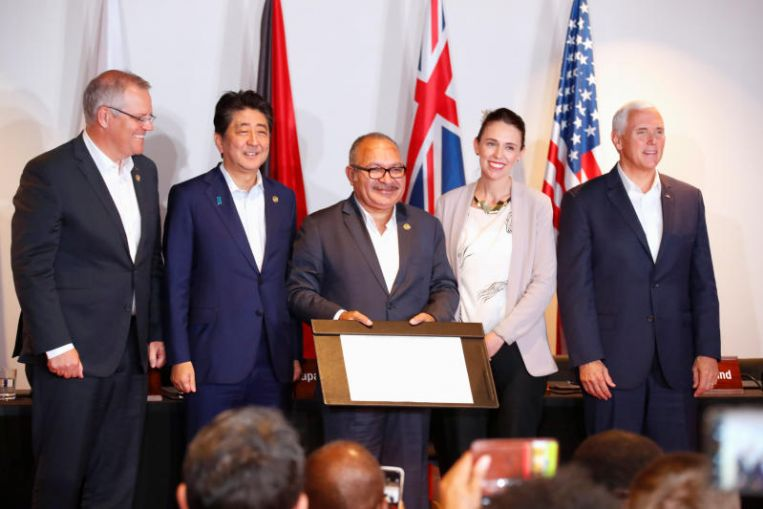 #US allies counter #China with alternative electricity plan for #PapuaNewGuinea https://t.co/OdQUfmlKpH #APECPNG2018