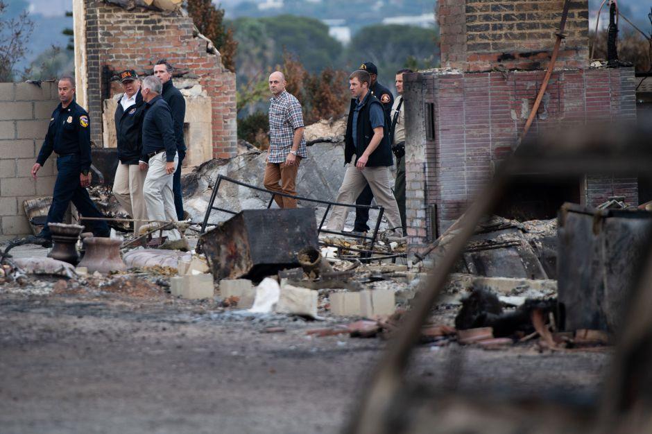 Incendios en California: 5 muertos más y casi 1,300desaparecidos | El Diario NY https://t.co/o3UxzJxPKj