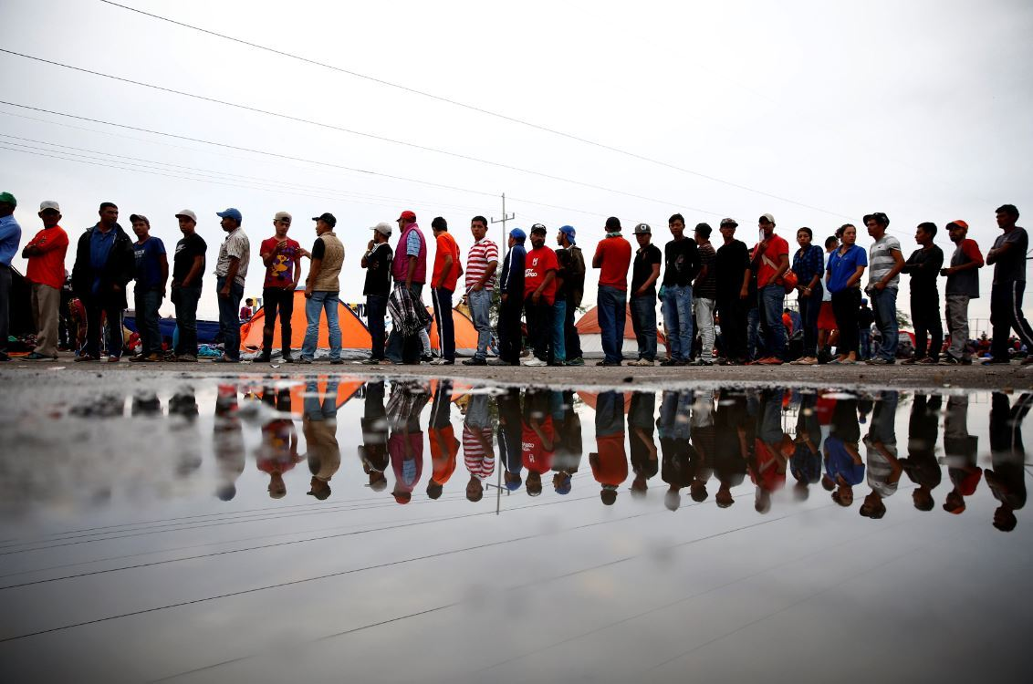 #Internacional | Integrantes de caravana migrante siguen su camino hacia Mexicali, Baja California https://t.co/eN4OGMCp8v