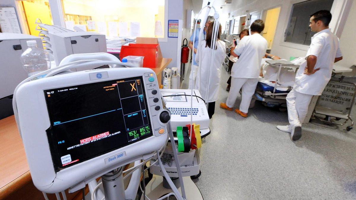 Médecins intérimaires et salaires plafonnés: 'Aucun remplaçant n'ira travailler à 37 euros de l'heure'  https://t.co/YUdhWwAzV8