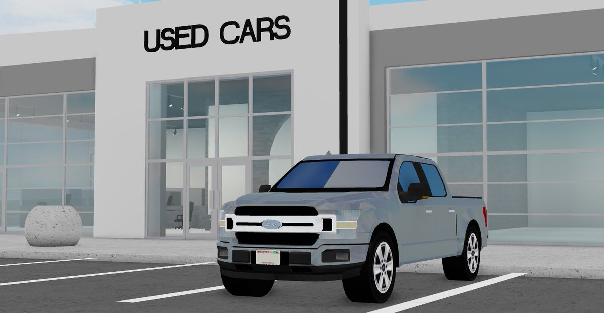 Greenville V4 Cars Roblox Hunter On Twitter 2019 Ford F 150 Xlt Robloxdev Made In Blender Will Be Used In Greenville Rblx S Greenvillev4 Pictures Are Taken At Gv V4 Ford Built Tough Https T Co Dlrpjbe24r