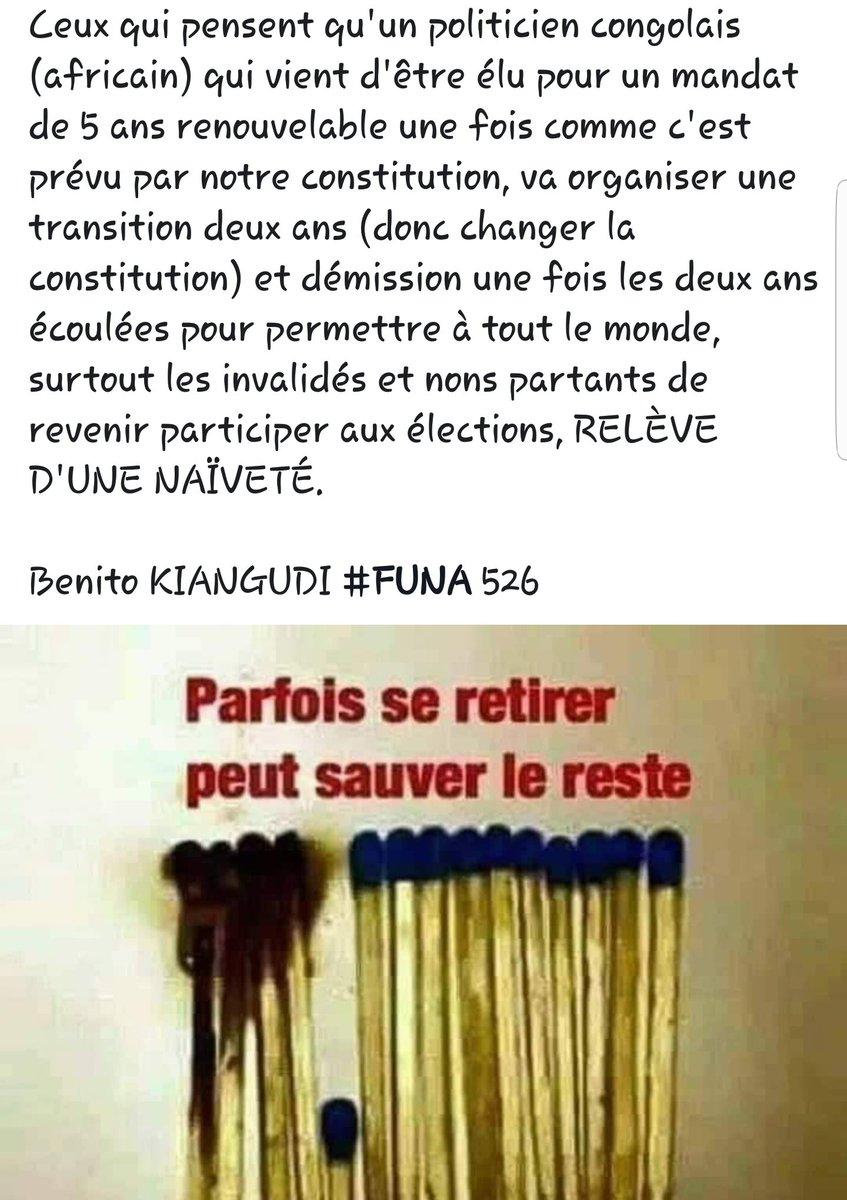 RT @BenitoKiangudi: #GENÈVE ET SA MESSE NOIRE : Le PN @VitalKamerhe1 et @fatshi13 ont refusé d'être dupe 👇🏾 https://t.co/NEhAMGFoDe