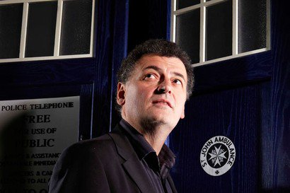 Happy Birthday, Steven Moffat, and thank you for two fantastic Doctors & six great Series of <3