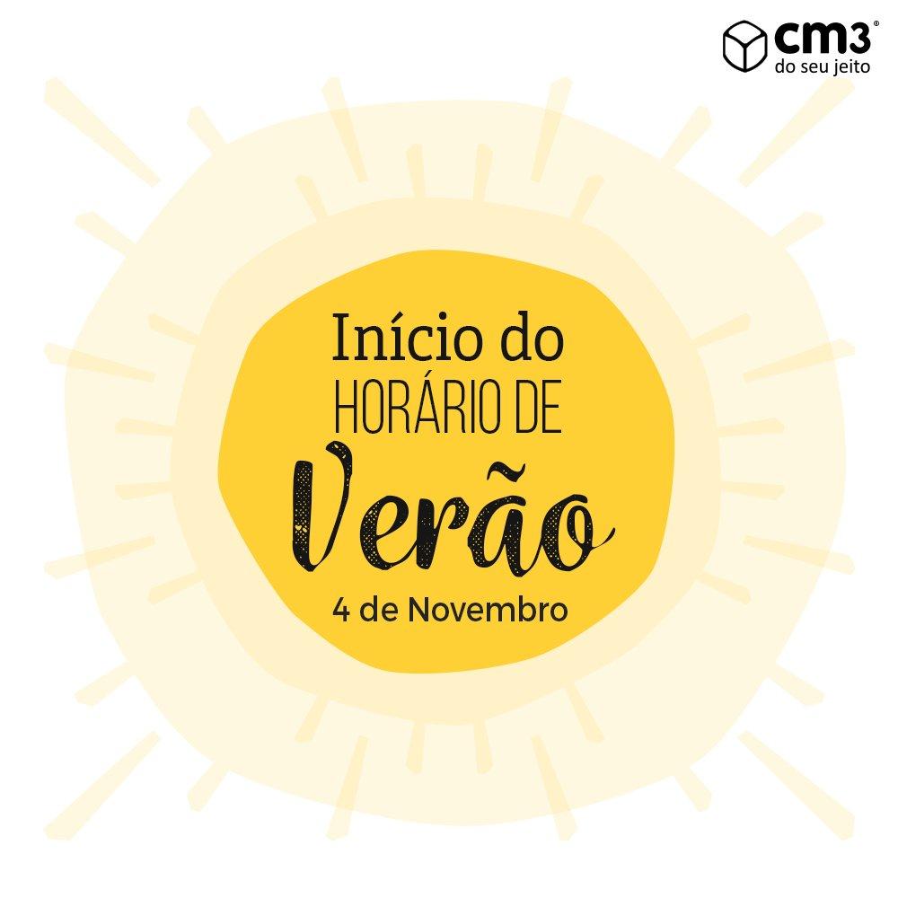 #Horariodeverao Latest News Trends Updates Images - cm3brindes