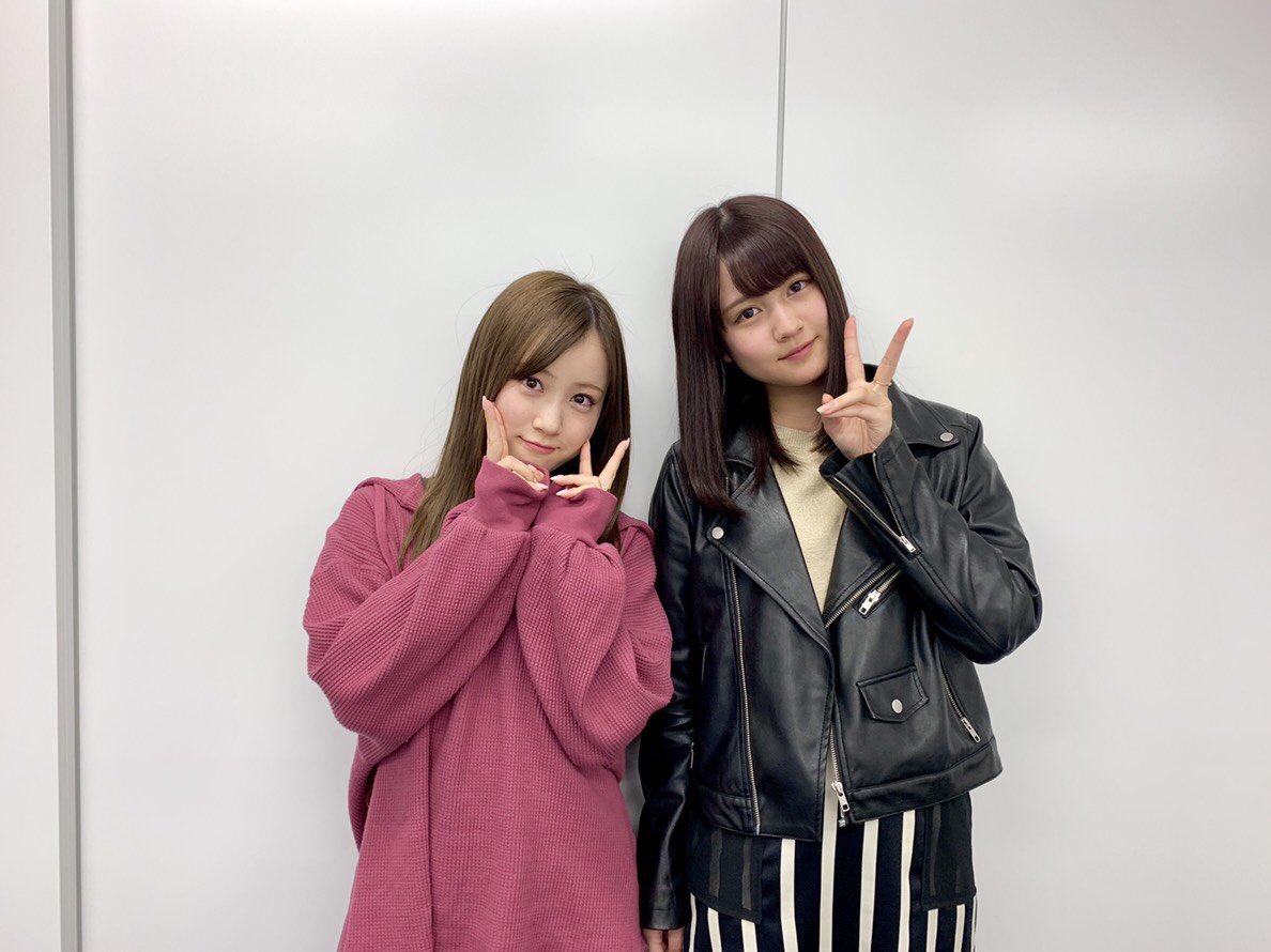 ただ今、NHKラジオ第1「らじらー!サンデー」に星野みなみと中村麗乃が出演中です!ぜひ、お聞きください!!
