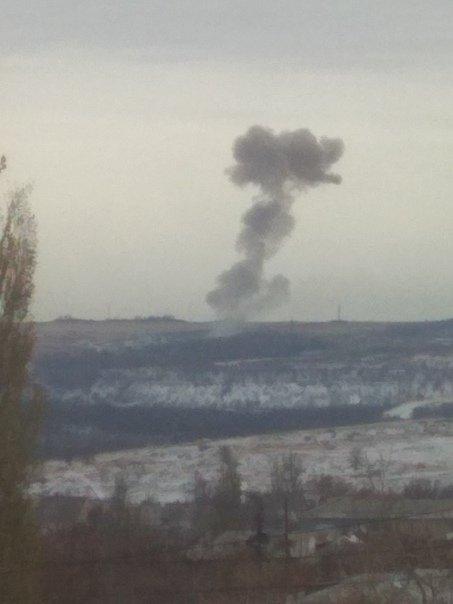 Ворог за минулу добу 10 разів атакував позиції ОС. Загинув боєць, знищено двох окупантів - Цензор.НЕТ 3927