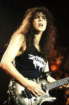 Happy 56th Birthday To Kirk Hammett - Metallica