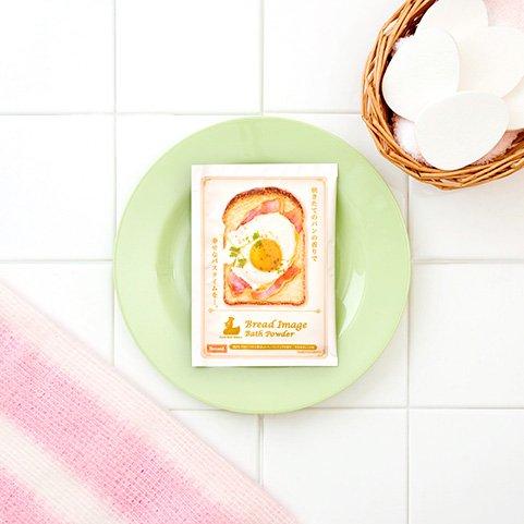 パン派歓喜香ばしい匂いをまといたいアナタに 焼き立てのパンの香りがする入浴剤発売 - ねとらぼ