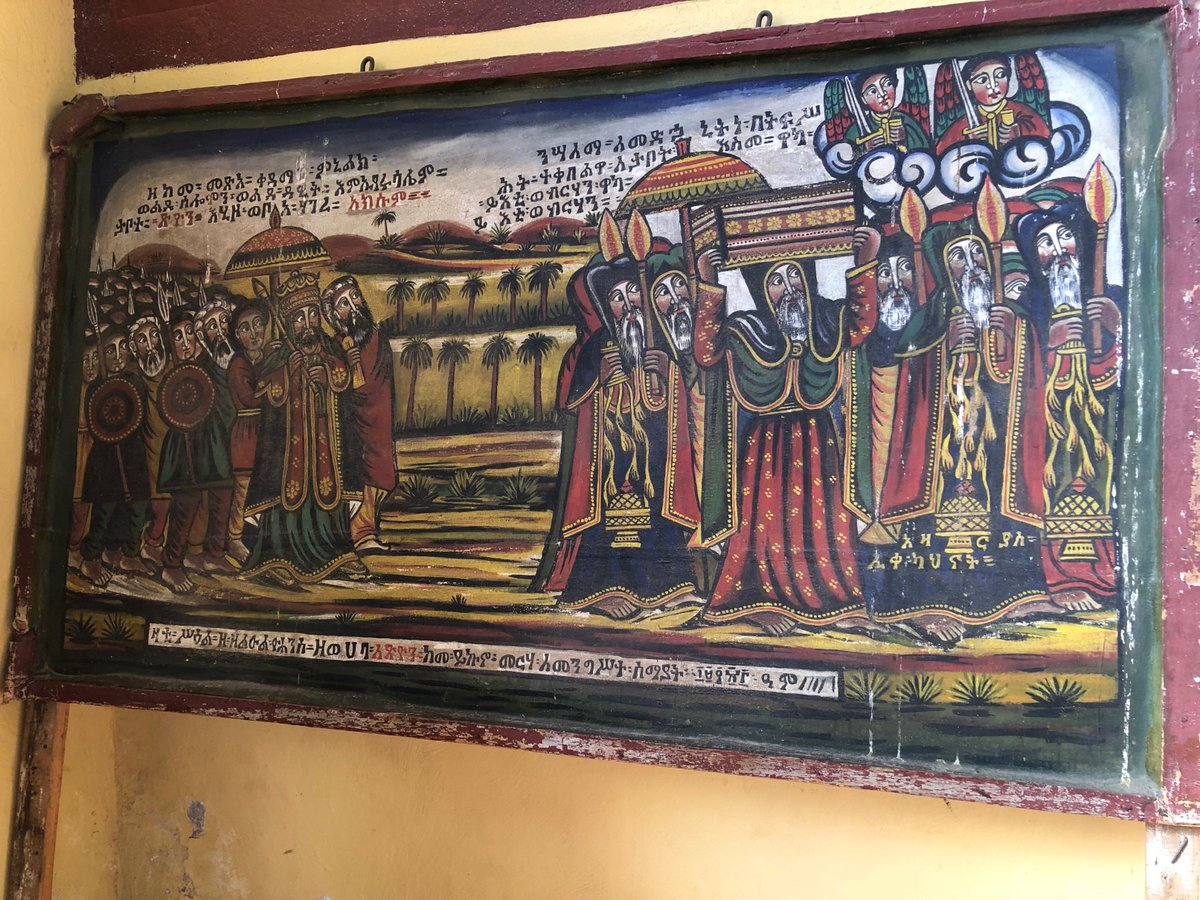 """Patrick Chovanec on Twitter: """"But the Queen of Sheba's connection to  Ethiopia's history involves a lot more than local legends. Because  Ethiopians believe that Sheba has a son with Solomon, named Menelik,"""