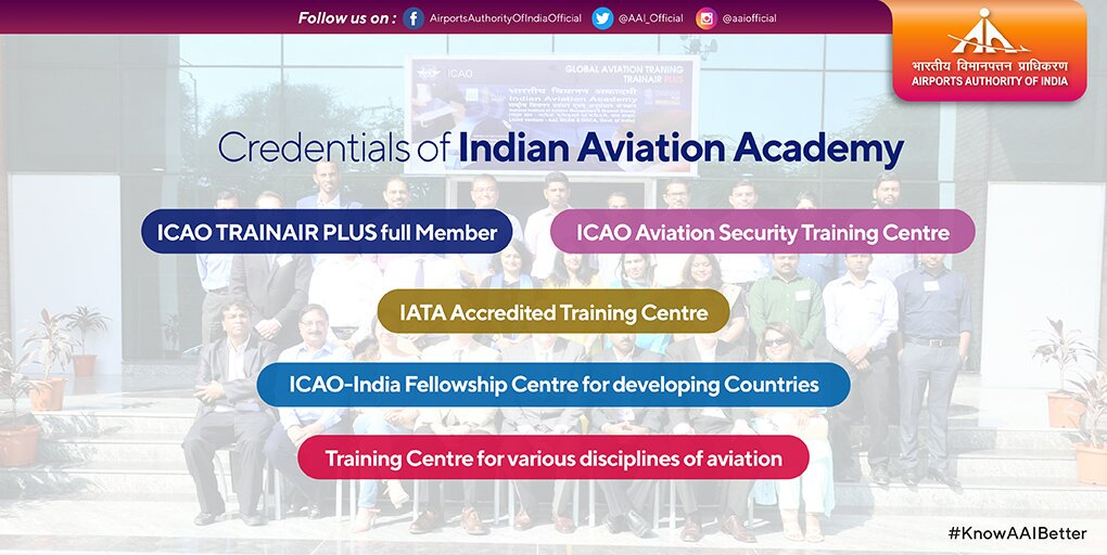 Airports Authority of India on Twitter:
