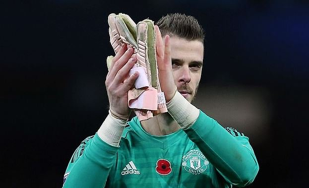 NUMBERS GAME: David de Gea has one clean sheet this season and only Neil Etheridge and Joe Hart have conceded more goals... but Man United's defence is leaving him high and dry once again https://t.co/xCBCMnwpuB