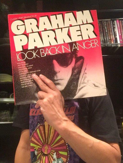 Happy birthday, Graham Parker!