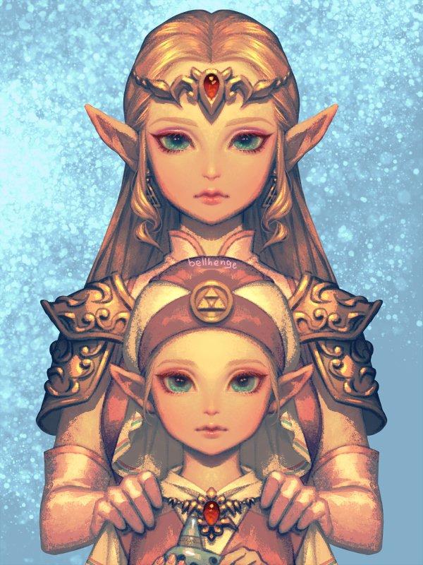 Bellhenge On Twitter Oot Princess Zelda Zelda Ocarina Of