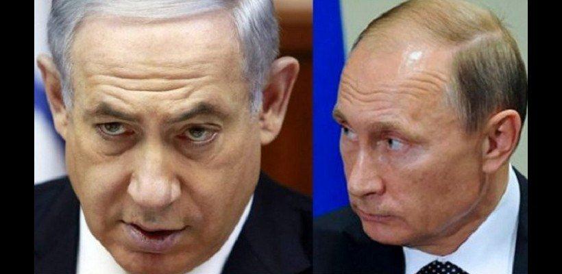 La relation Russie-Israël au plus mal… Poutine s'intéresse auLiban https://t.co/SSfp84d7hW
