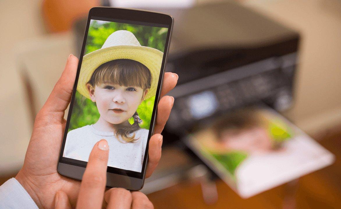 Где распечатать фотоснимки со смартфона