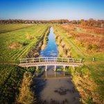 @EdAldus - De mooie #Zuidpolder in #Barendrecht 🍁🍂📷 #drone https://t.co/TGrDUdiEhX
