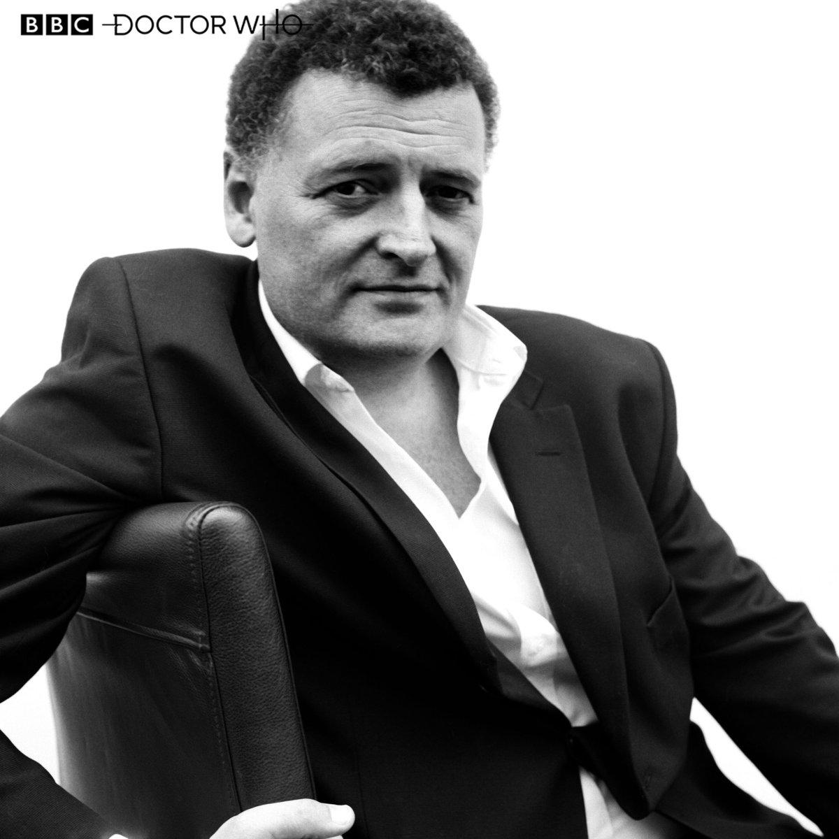 Happy Birthday Steven Moffat! 🎉 #DoctorWho
