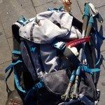 Image for the Tweet beginning: Going to walk 27 km