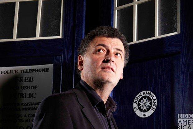 A very happy birthday to Steven Moffat!