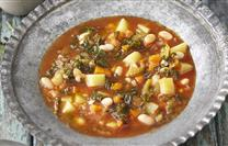 Minestrone with Amaranth, White Beans and Kale   More here : https://t.co/9J73r3RYNg #Recipes https://t.co/5xQJqo2zR4