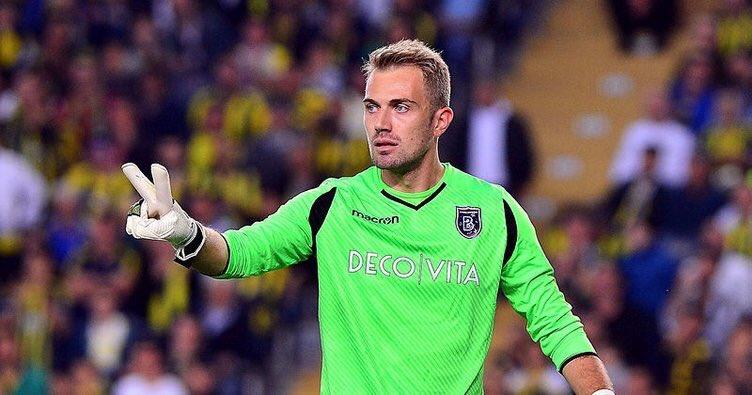 Medipol Başakşehir forması giyen Mert Günok, Avrupa liglerinde en az gol yiyen kaleci konumundadır. https://t.co/M6TzLCIrcj