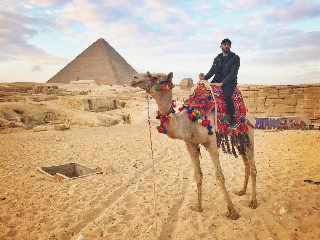 Ancient Egypt ✨🐪 #Cairo https://t.co/1Z7AUpBmMH