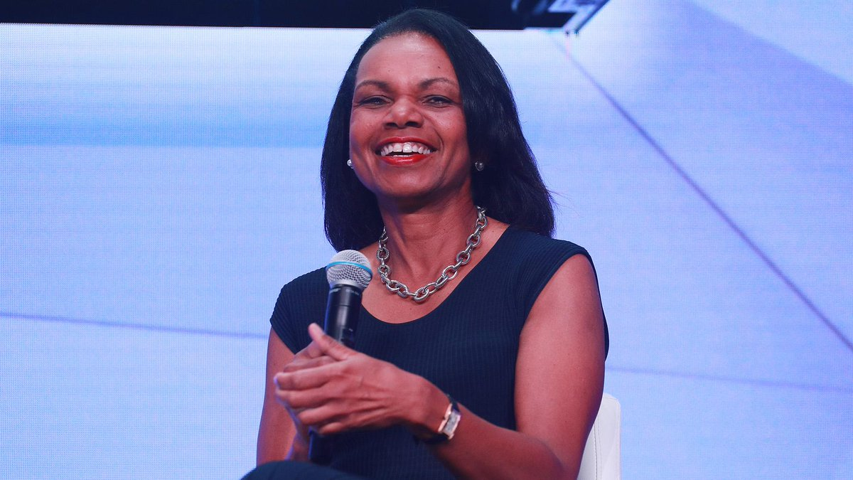 The Browns are reportedly interested in interviewing Condoleezza Rice for their head coaching job https://t.co/4kdbw0WZB9