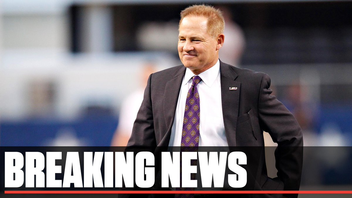 Breaking: Les Miles has reached an agreement to become Kansas' next head football coach, sources confirmed to ESPN (first reported by Sports Illustrated).