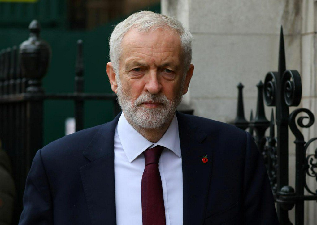 Labour leader Corbyn - second Brexit referendum is for future, not today https://t.co/V7lbJMXGcF