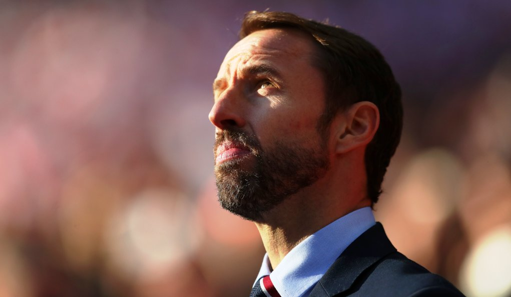 Leads England to a World Cup semi-final Leads England to the Nations League finals  Gareth Southgate, you really are the one. ❤️
