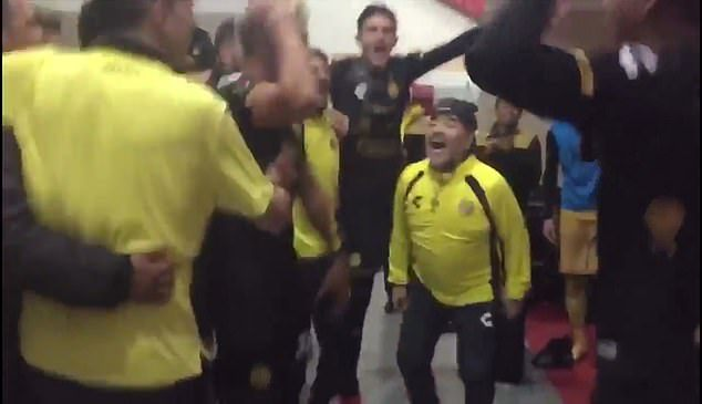 Diego Maradona guides Dorados into Mexico's Ascenso MX semi-finals Foto